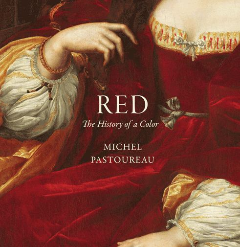 Blog Modemuze Boeken Top 5 Bianca du Mortier Michel Pastoureau, Red, The History of a Color