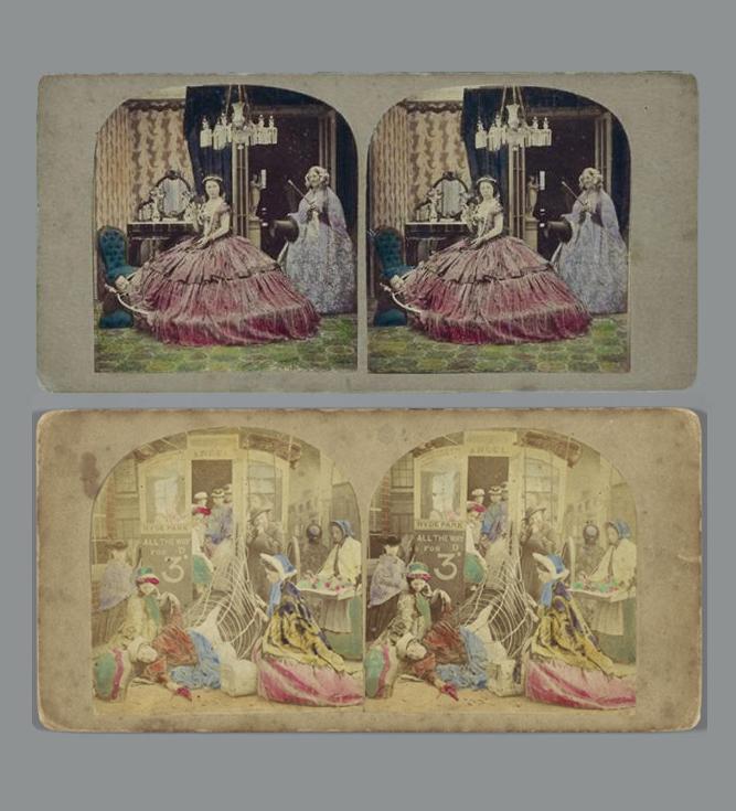 Blog Modemuze Madelief Hohé Stereofotgrafie Universiteitsbibliotheek Leiden Rijksmuseum