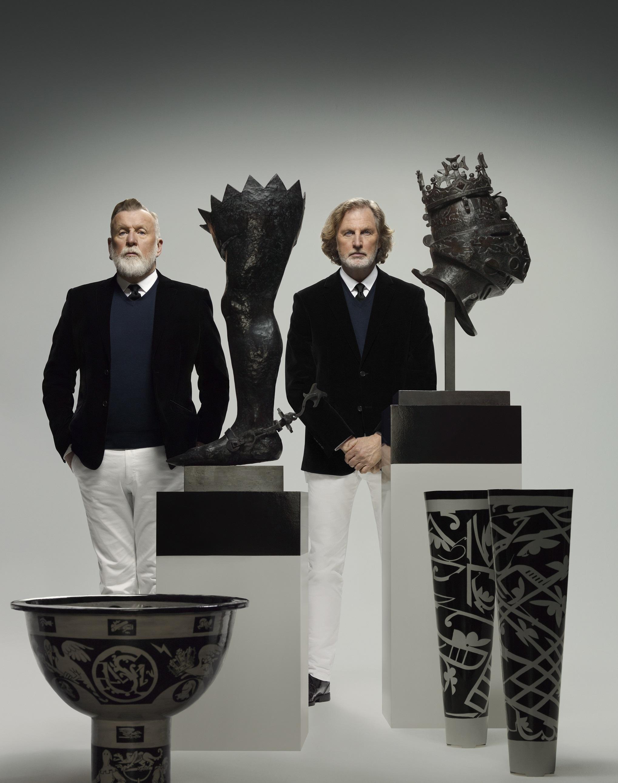 RAVAGE, Clemens Rameckers & Arnold van Geuns, 2016 Foto: ©Erwin Olaf