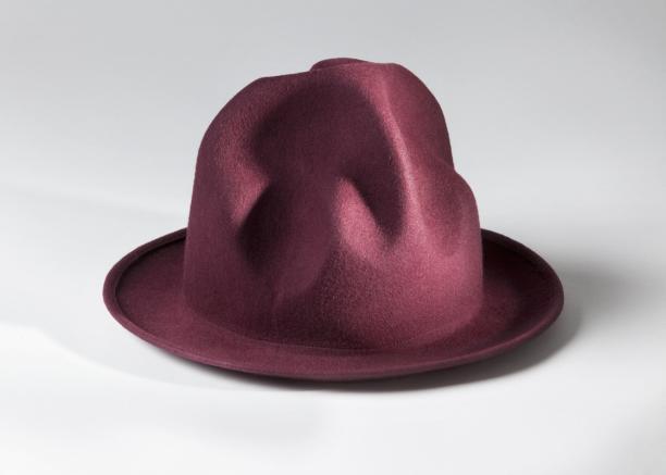 Vivienne Westwood, Mountain Hat (Buffalo Hat), 2014, © Centraal Museum Utrecht
