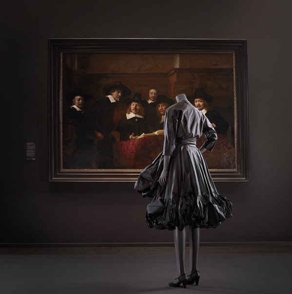 Fashion in museums: past, present, future in het Rijksmuseum