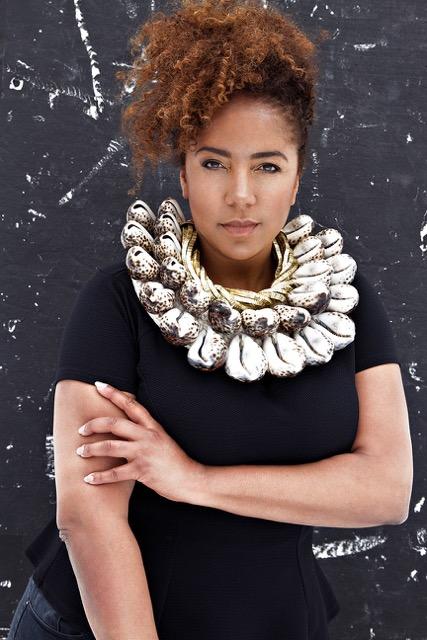Maaike Hin, plussize blogger & model Curvy Rocks, foto: Marina Murasheva