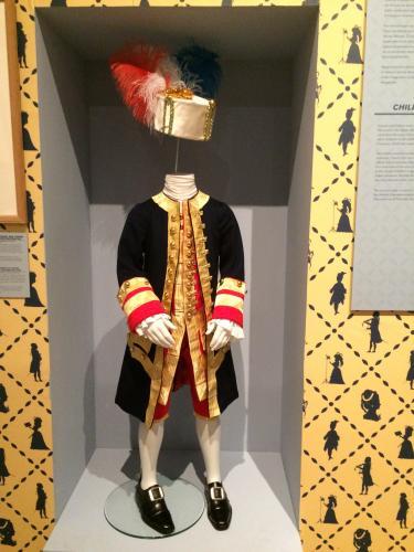 Modemuze – Trudie Rosa de Carvalho – Paleis Het Loo – Hoflivrei – 18e eeuw – Moren – Stadhouderlijk Hof – Kostuumatelier Nationaal Toneel