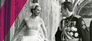Grace Kelly en man