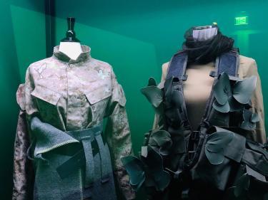 Modemuze, Americana II, Nina Groeskamp, Hammer Museum, Armand Hammer, Jasmina Metwaly, Marta Szypulska, Anbar, Los Angeles, LA