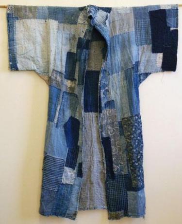 Boro kimono. Bron: Sri Threads.