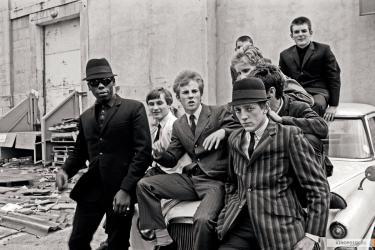 Promotiebeeld voor de film 'Quadrophenia' uit 1979. Bron: Mad-movies.com.