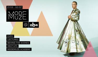 Modemuze@OBA tentoonstelling en evenementen, 2017, Centrale Openbare Bibliotheek Amsterdam en Modemuze offline