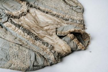 Foto van kleding in Modemuseum Hasselt