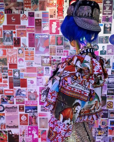 Modemuze – Museum Rotterdam – Sjouk Hoitsma – Party People – 2019 – mode – nachtleven – uitgaan – party – Noor