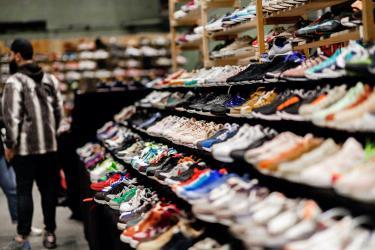 Sneakerness: Beeld / credits Nikki van Toorn