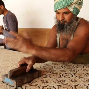 Meet the Maker: workshops verven, weven en printen van Indiase meesters