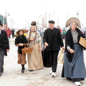 Nationale dag van de klederdracht