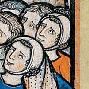 Weekend workshop middeleeuwse mutsen