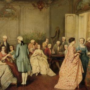 Salon de la Societe raffinee 2nd edition