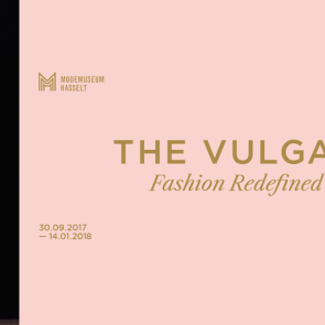 Judith Clark over 'The Vulgar: Fashion Redefined'
