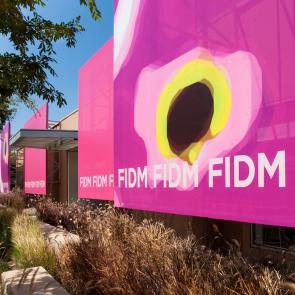 FIDM modetentoonstellingen