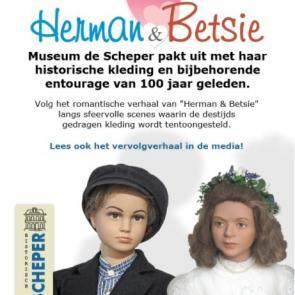 Herman & Betsie - Historische kleding