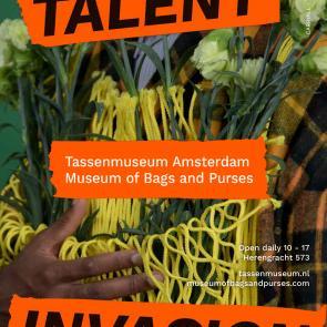 Talent Invasion, Tassenmuseum Amsterdam
