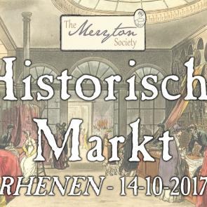 Historische (kleding) markt