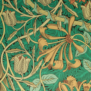 William Morris, Patronen van Bloemen