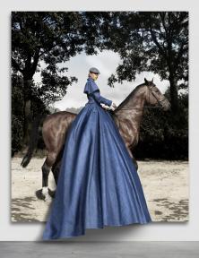 Freudenthal/Verhagen, Horse and Rider (2012). Collectie Centraal Museum, Utrecht, inv.nr. 31788.