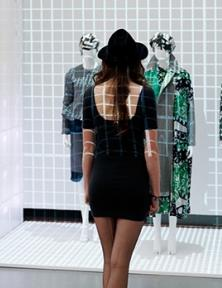 Zaaloverzicht The Future of Fashion is Now, Boijmans Van Beunignen website Boijmans Van Beuningen.