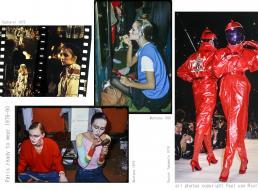 Compilatie van foto's uit Parijs door Paul van Riel.