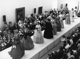 Kostuumshow in de Stallen, 24 april 1988, Centraal Museum Utrecht.