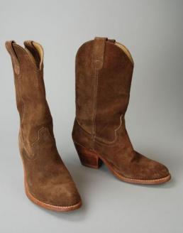 Cowboy boots, ca.1970-1985, Museum Rotterdam