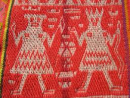 Handwerken uit Peru