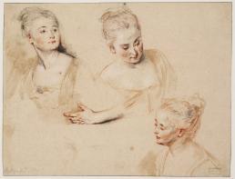 Tentoonstelling Watteau, Teylers Museum Haarlem, 2017