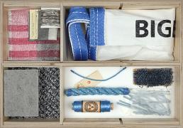 Meer informatie Polypropyleen, lade Textielwarenkast, TextielMuseum Tilburg