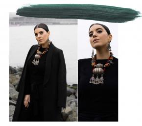 Fatima Essahsah, ontwerper Stones Stories.