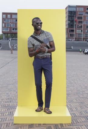 Dennis Almeide, De stijl van Zuidoost, foto: © Les Adu