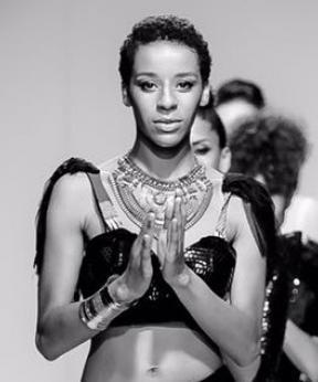 African Fashion Week Amsterdam 2017.