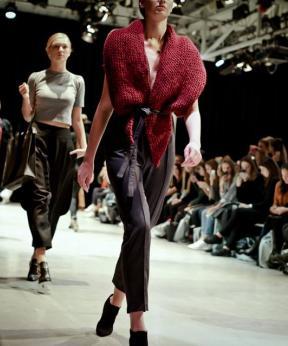 Dutch Sustainable Fashion Week, 2017. Foto: Rosa van Ederen.