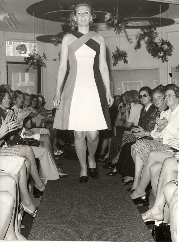 Cargelli, mini-jurk, 1972, Museum Rotterdam.