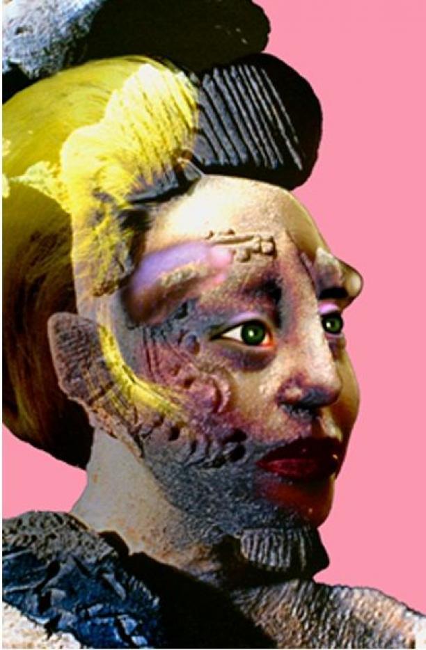 Self-hybridations, ORLAN, 1998.
