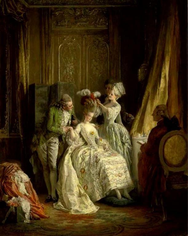 Twee Must Have Boeken Die Een Kijkje Geven In Marie Antoinettes