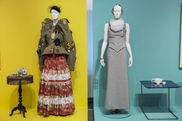 Zaaloverzichten ' Mode, de musical' Foto:©Centraal Museum Utrecht