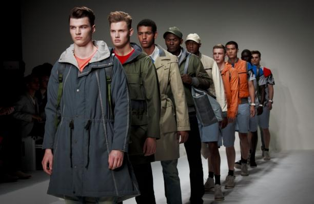 Christopher Raeburn, SS2013 collectie, foto Aoise Tutty