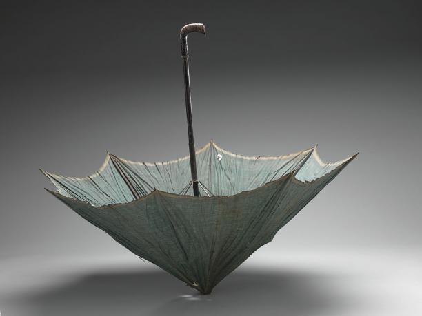 Een omgekeerde paraplu modemuze - Paraplu katoen ...