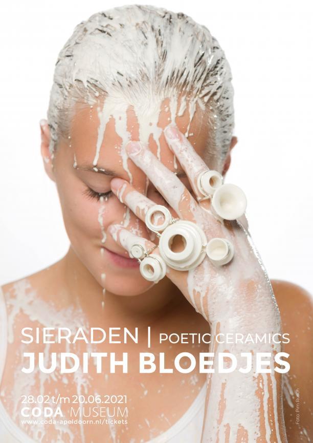Beeld met werk van Judith Bloedjes