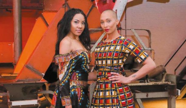 Agenda Modemuze - Modeshow van de Krachtvrouwen - Museum Rotterdam 27 mei 2017. Beeld: Nelson Rodrigues