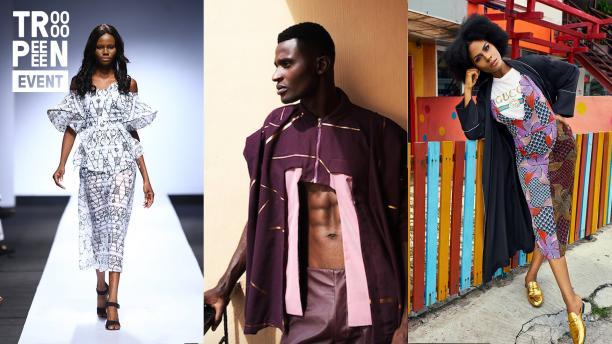 Agenda Modemuze Hoe divers is glamour Show it Lagos. Evenement en filmvertoning Tropenmuseum, MAFB en Research Center for Material Culture