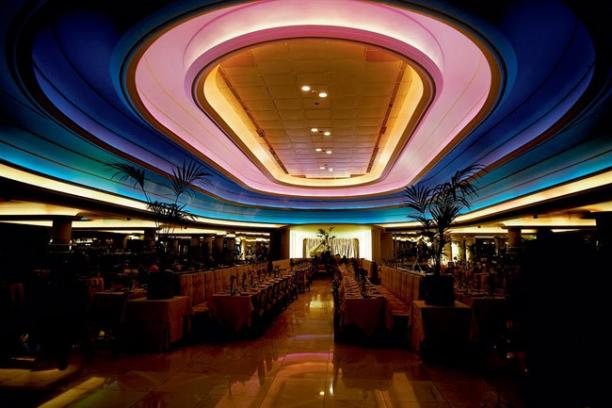 De Rainbow room, Big Biba, 1974