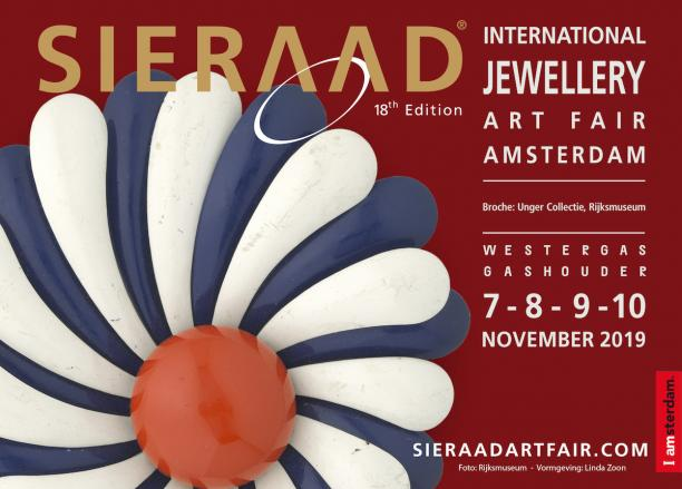 Campagne SIERAAD Art Fair 2019
