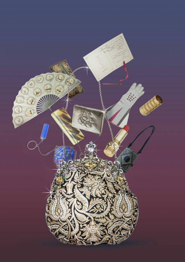 Agenda Modemuze Campaign Image Accessories Are A Girl's Best Friend - Tassenmuseum-Hendrikje