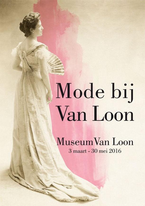 Campagnebeeld Mode bij Van Loon